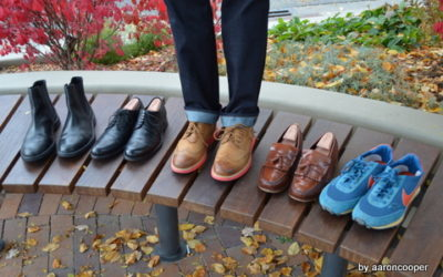 5 Shoes Every Man Should Own