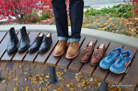 Shoes every guy should own part 1
