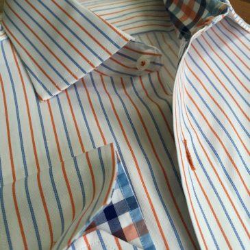 Why every man should wear custom shirts