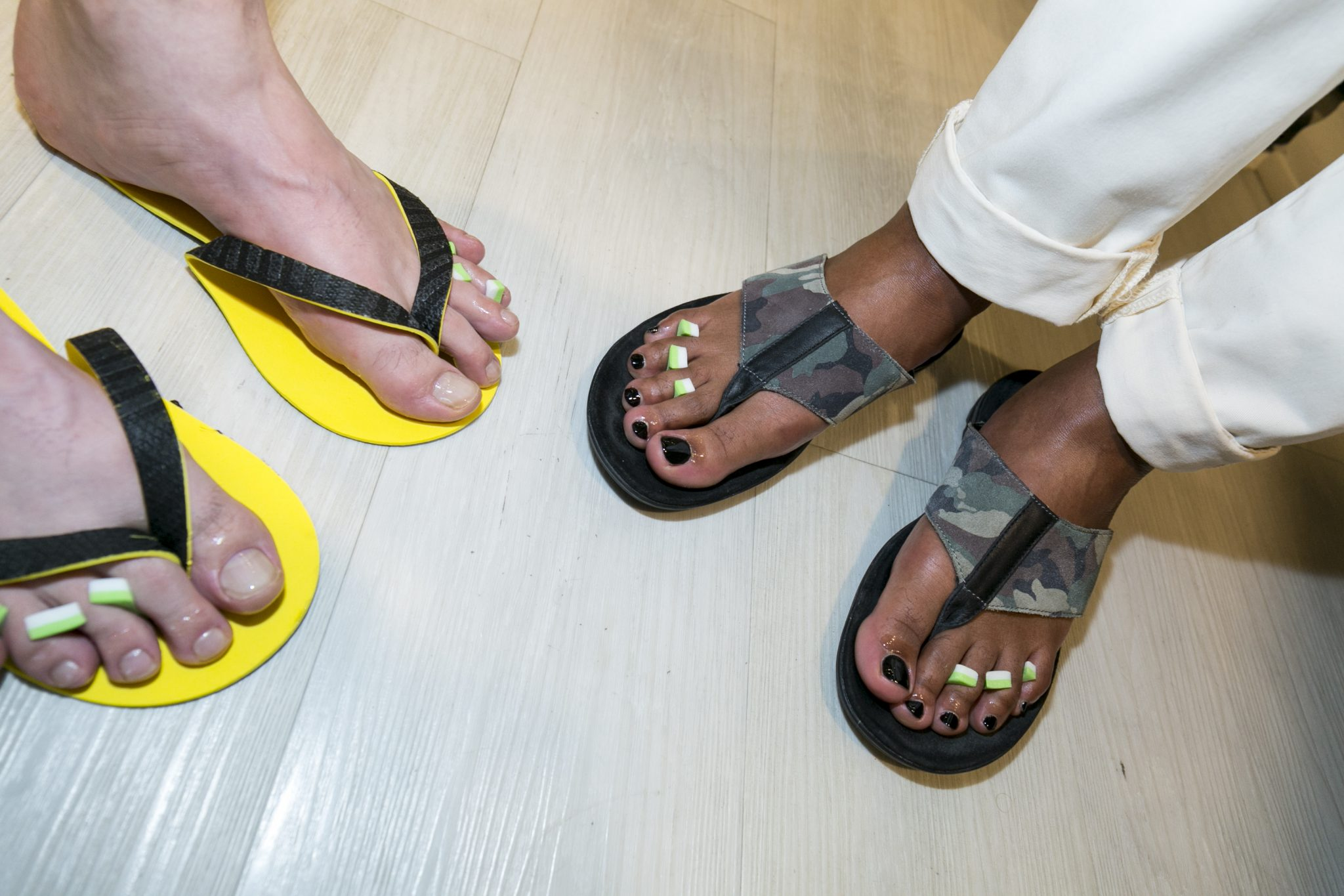 4 reasons every man should get a pedicure