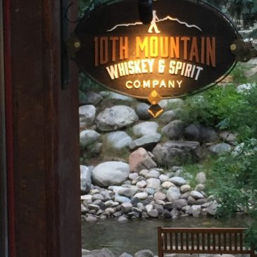10th Mountain Whiskey & Spirit Company Tasting