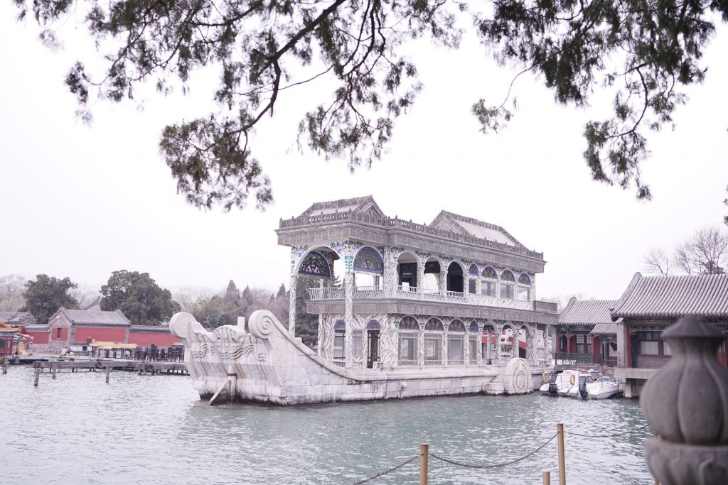 beijing, china, selfie, travel, travelblogger, blogger, wanderlust, the summer palace, the marble boat
