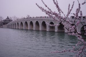 beijing, china, selfie, travel, travelblogger, blogger, wanderlust, the summer palace, 17-arch bridge