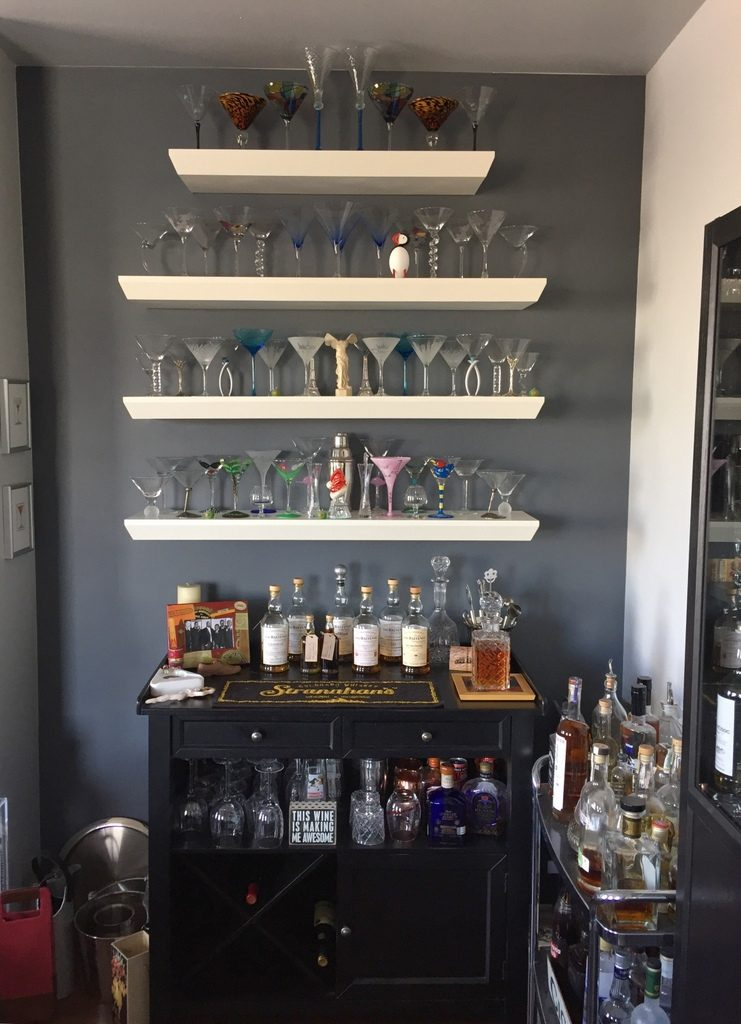 Building a Home Bar - CStyled