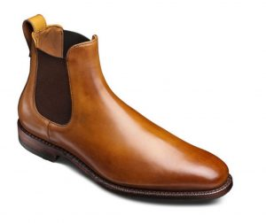 allen edmonds, chelsea boot, mens chelsea boot