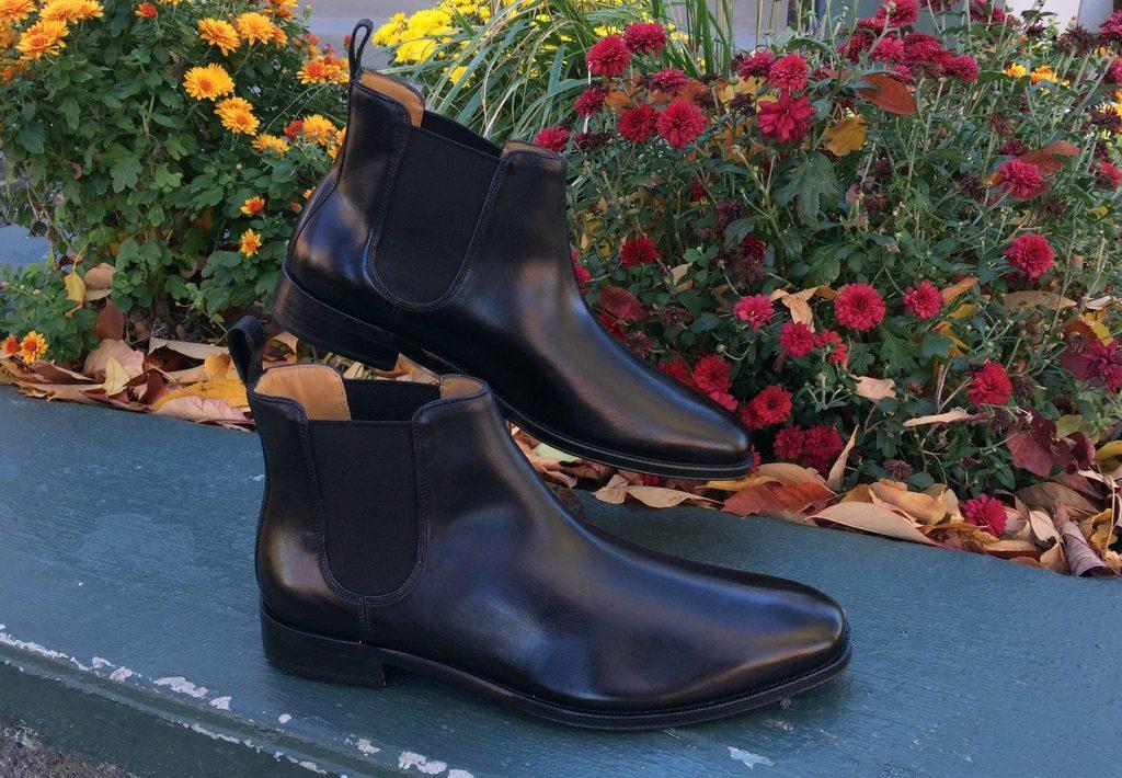 men's Chelsea boot, boot
