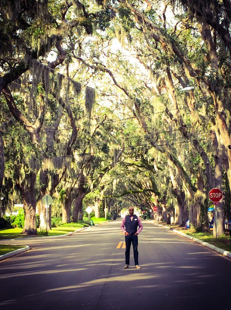 Magnolia St, St. Augustine, Florida