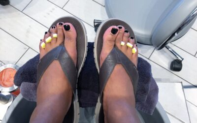 4 Reasons Why Men Should Get A Pedicure