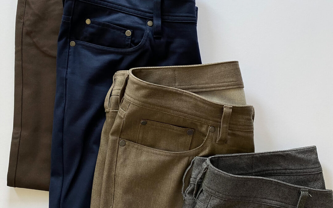 What Are 5-Pocket Pants?